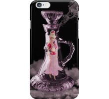JEANNIE IN A BOTTLE..MAKE A WISH...THROW PILLOW-TOTE BAG-TABLET CASE-IPHONE COVER ECT. iPhone Case/Skin