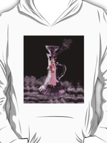 JEANNIE IN A BOTTLE..MAKE A WISH...THROW PILLOW-TOTE BAG-TABLET CASE-IPHONE COVER ECT. T-Shirt