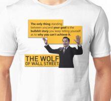 Di Caprio - Wolf of Wallstreet Unisex T-Shirt