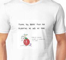 A Berry Endearing Design Unisex T-Shirt