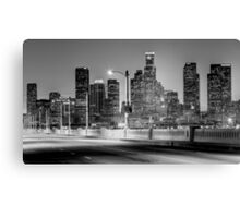 Downtown Los Angeles Skyline Canvas Print