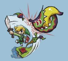 Legend of Zelda Wind Waker Boko Baba T-Shirt Kids Clothes