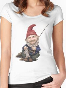Keemstar the Gnome Women's Fitted Scoop T-Shirt