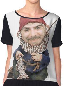Keemstar the Gnome Chiffon Top