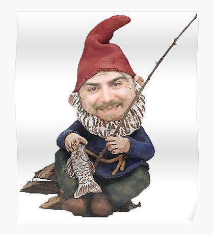 Keemstar the Gnome Poster