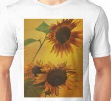 Sunflower Sunset Unisex T-Shirt
