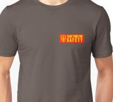 safety motto: Nike Missile Site. VividScene Unisex T-Shirt