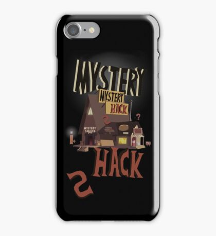 Mistery Shack iPhone Case/Skin