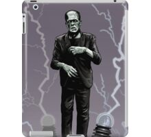The Monster iPad Case/Skin