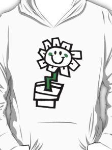 Green Day, Kerplunk! Flower T-Shirt