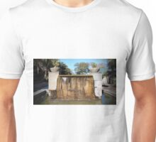 Large Water Fountain Unisex T-Shirt