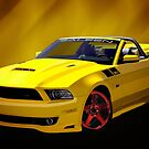 2014 Saleen Mustang Convertible s351 by ChasSinklier