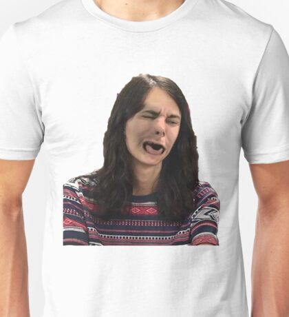 Ethan Klein pretending to be his sister Unisex T-Shirt