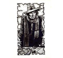 Tom Baker as The Doctor Photographic Print