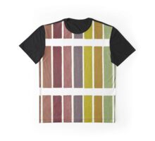 Color Swatches Graphic T-Shirt