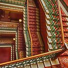 1107 Stair Patterns by DavidsArt