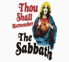thou shall remember the sabbath by dollymod