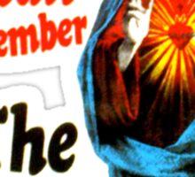 thou shall remember the sabbath Sticker