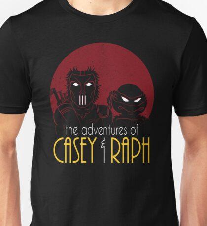 Vigilante Adventures Unisex T-Shirt