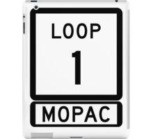 MOPAC iPad Case/Skin