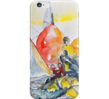 Regatta Duel iPhone Case/Skin