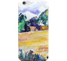 Nossentin From The West, Germany iPhone Case/Skin