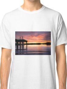 Calm Reflections Classic T-Shirt