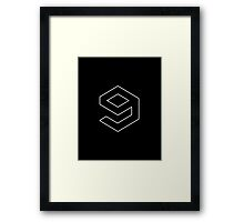 9gag just for fun Framed Print