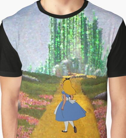 Alice In Oz Graphic T-Shirt