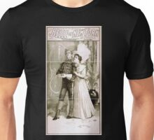 Performing Arts Posters Geo W Lederers Belle of New York the rage of two continents book by Hugh Morton music by Gustav Kerker 1491 Unisex T-Shirt