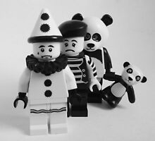 Black & White Collection by bricksandplates