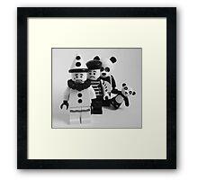Black & White Collection Framed Print