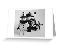 Black & White Collection Greeting Card