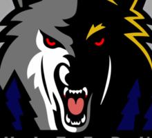 Whiterun Companions Basketball Logo Sticker