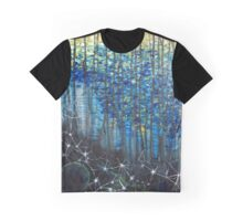 Space Under Water Graphic T-Shirt