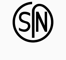 NJS SIN T-Shirt Black Print Unisex T-Shirt