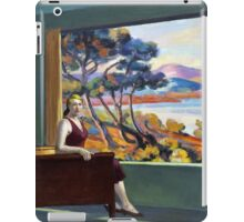 Southern Motel - Hopper x Unknown iPad Case/Skin