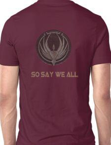 Battlestar Unisex T-Shirt