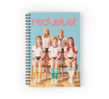 Red Velvet Russian Roulette Spiral Notebook