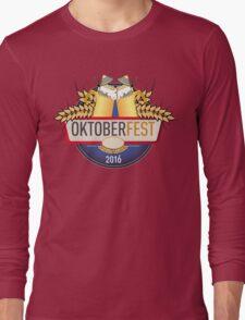 october fest 2016 Long Sleeve T-Shirt