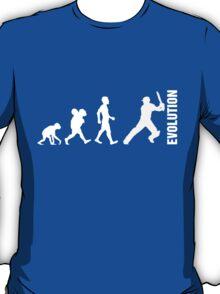 Evolution - Cricket (design 2) T-Shirt