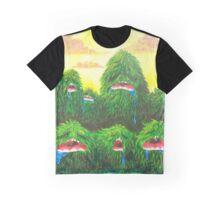 Sleeping Hills Graphic T-Shirt