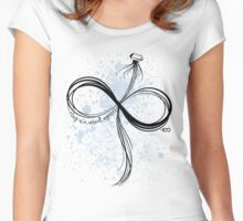 The 100 - May We Meet Again Infinity Women's Fitted Scoop T-Shirt
