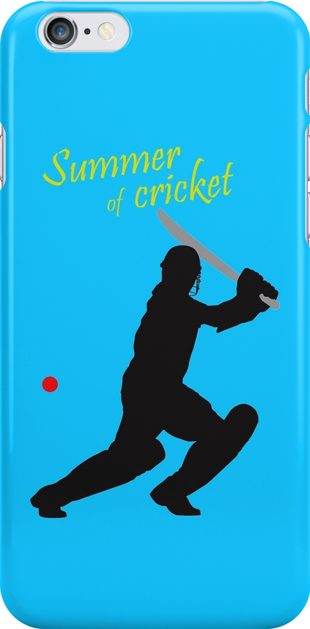 Summer of cricket by aussietees