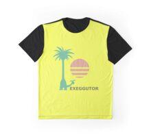 Dexio's ALOLAN EXEGGUTOR Shirt   Pokémon Sun/Moon Graphic T-Shirt