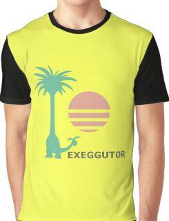 Dexio's ALOLAN EXEGGUTOR Shirt | Pokémon Sun/Moon Graphic T-Shirt