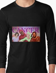 iDubbbz, Filthy Frank (Joji), MaxMoeFoe, Anything4Views CANCER Long Sleeve T-Shirt