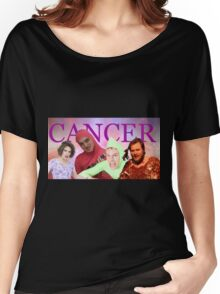 iDubbbz, Filthy Frank (Joji), MaxMoeFoe, Anything4Views CANCER Women's Relaxed Fit T-Shirt