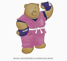 BEARS and FIGHTERS - Dan by Bears& Fighters