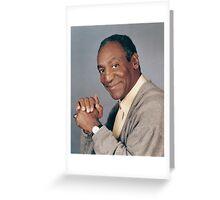 Bill Cosby Greeting Card